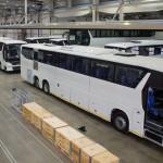 Scania започва производството на градски автобус в Индия
