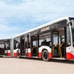 Най-дългата автобусна композиция на Mercedes-Benz