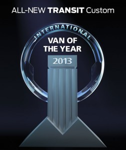 Van ogf The Year 2015