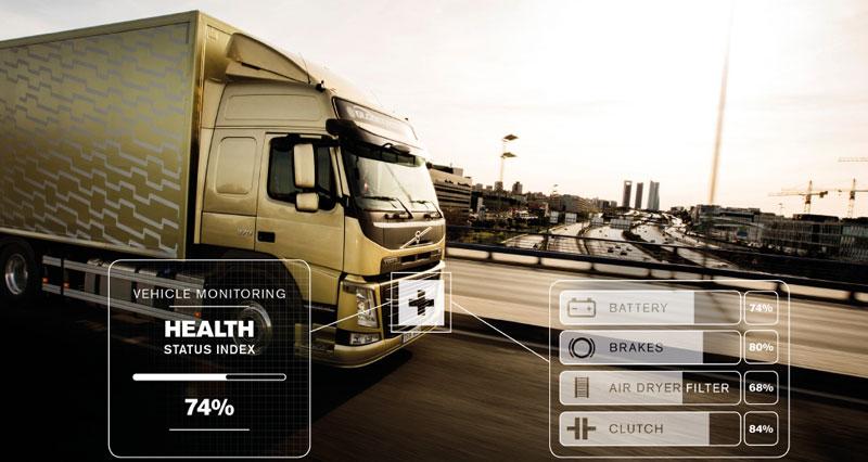 Volvo Trucks: Осем от десет спирания на камиона могат да бъдат избегнати с превантивна поддръжка