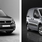 Новия ван Partner е с Евро-6 двигатели