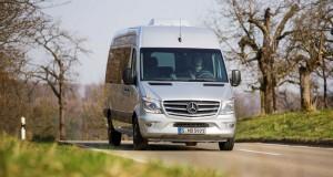 20 години на Mercedes-Benz Sprinter: Специалено оборудван модел за отбелязване на 20-та годишнина от най-продавания микробус