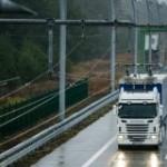 Scania тества електрически задвижван камион в реални условия