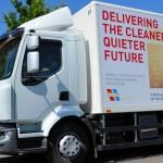 Renault Trucks и Deret разработват електрически камион с удължен пробег