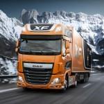 DAF Trucks с дистанционно сваляне на данни от тахографа