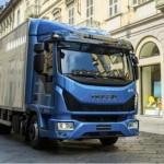Новият Iveco Eurocargo e Камион на 2016 година
