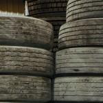 Подобряване на горивната ефективност на камиона чрез увеличаване живота на гумите