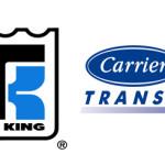 Резервни части за хладилни агрегати Thermo King и Carrier Transicold и ремонт