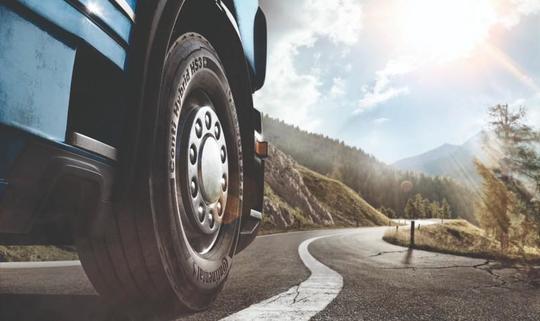 гуми за камиони Continental