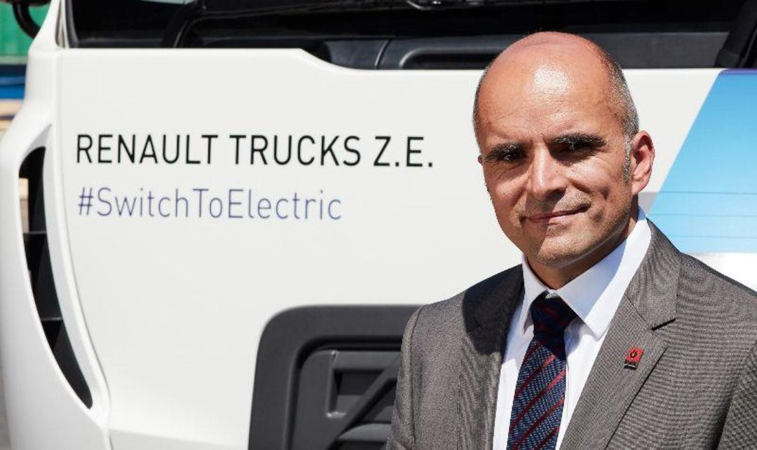 Електрически камион