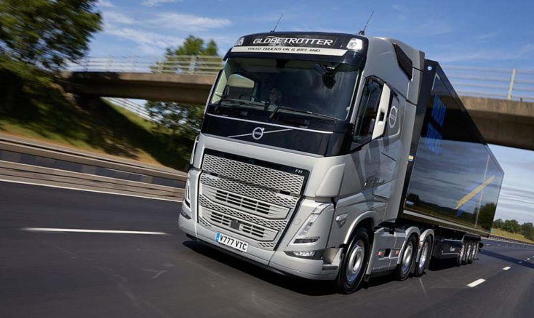 Сервиз Volvo FH