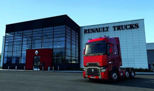 камион Renault T, C и K