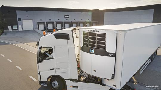 Thermo King хладилен агрегат за камион