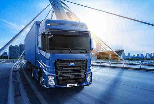 Ford Trucks с дистрибутор в Германия, разширява се в Западна Европа