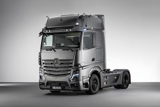 камион Mercedes Actros Edition 2