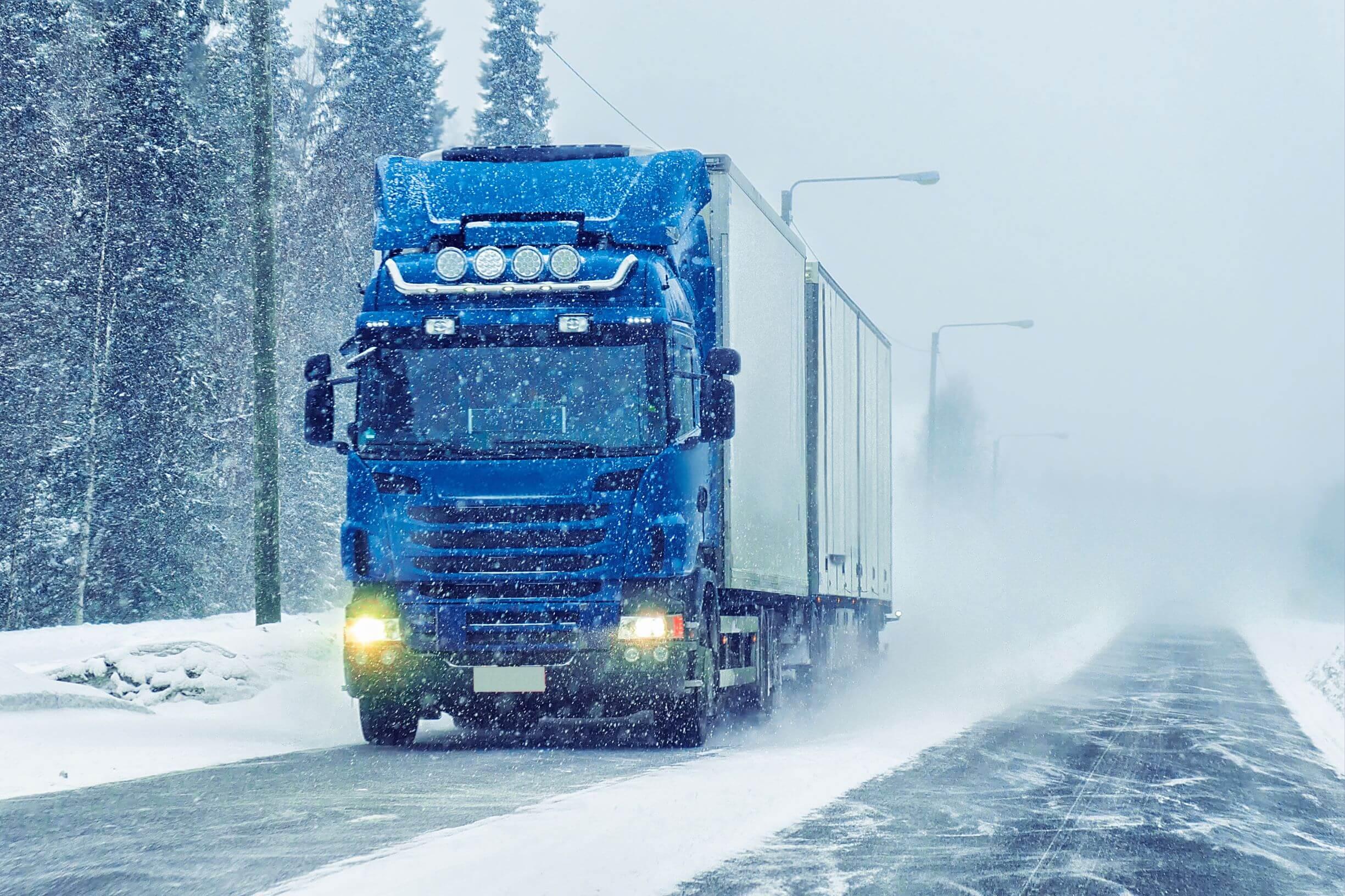 дехидратор камион