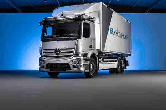 Производителите на камиони обединяват усилия, за да стартират мрежата за зареждане на eлектрически превозни средства