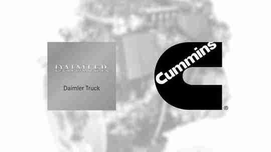 Сътрудничеството между Mercedes и Cummins е с крачка по-близо